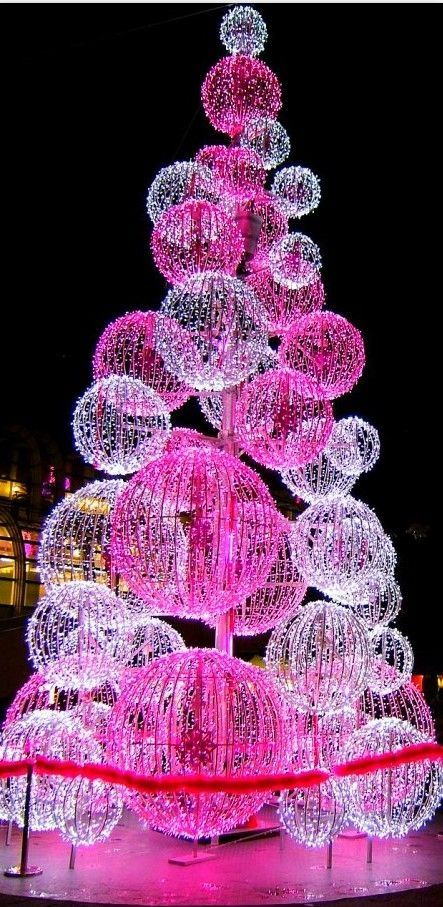 47 Incredible Outdoor Christmas tree Decorations Outdoor christmas
