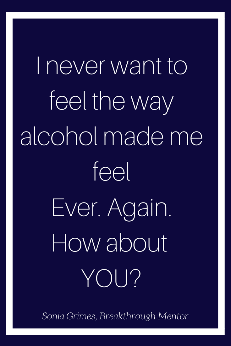 HOW ALCOHOL DESTROYED MY LIFE