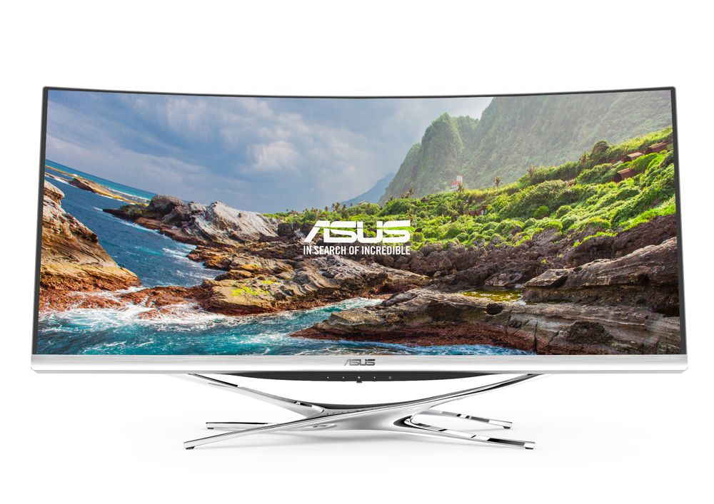 Asus LX341 Curved Monitor | Red Dot 21 | Electronics