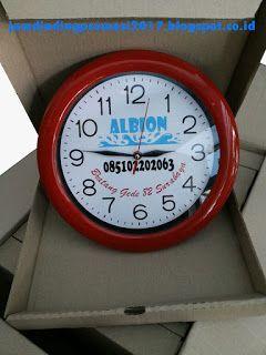 jam dinding promosi: Jasa pembuatan jam dinding promosi murah surabaya