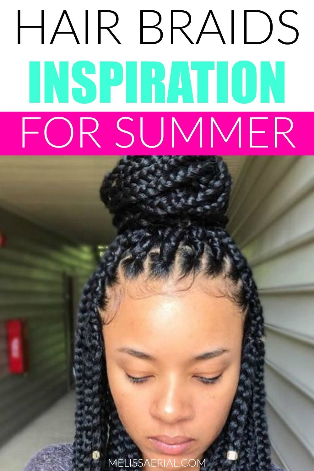 Braid Styles For Natural Hair Growth On All Hair Types For Black Women In 2020 Natural Hair Styles Braids For Black Hair Braided Hairstyles