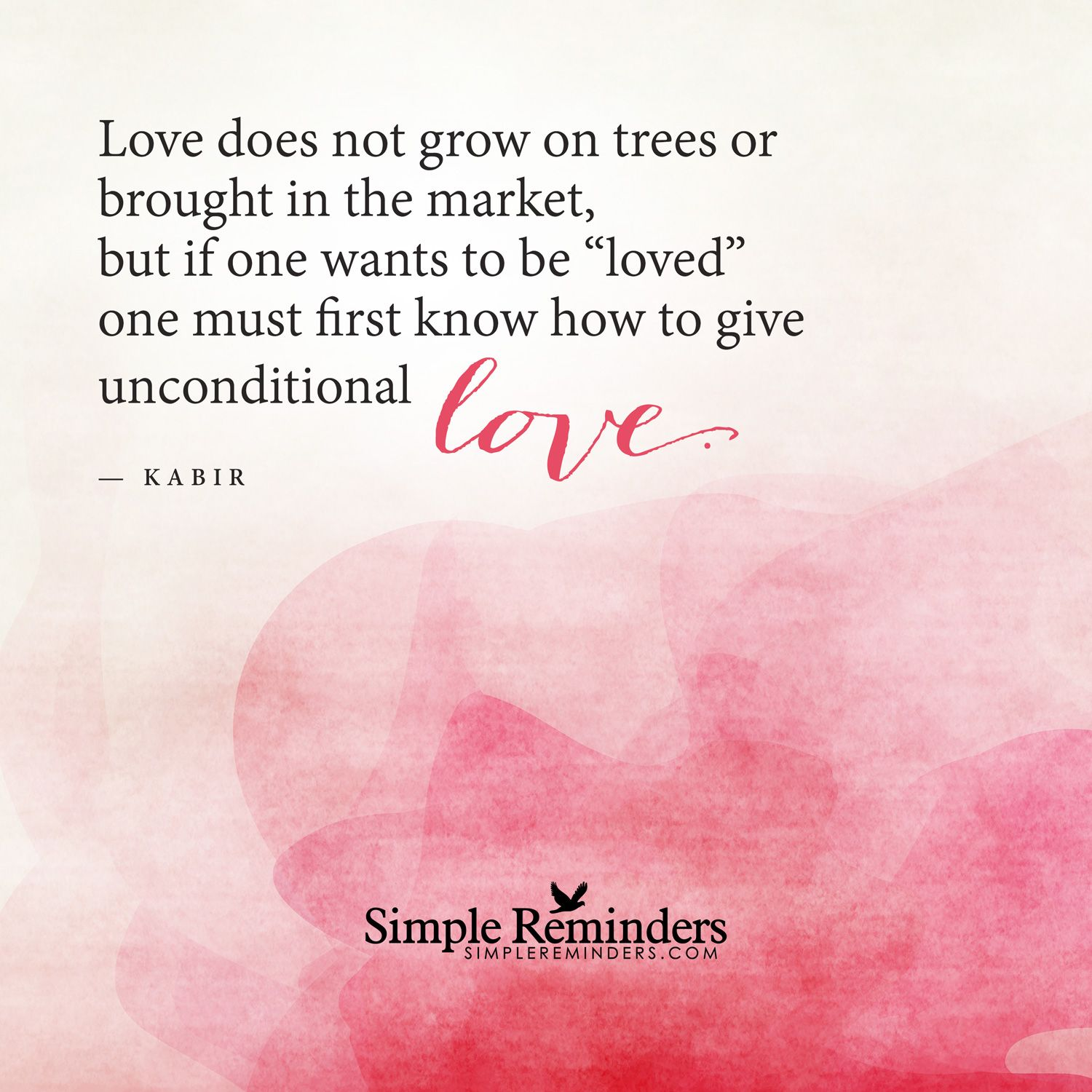 Unconditional love it real or just romantic illusion