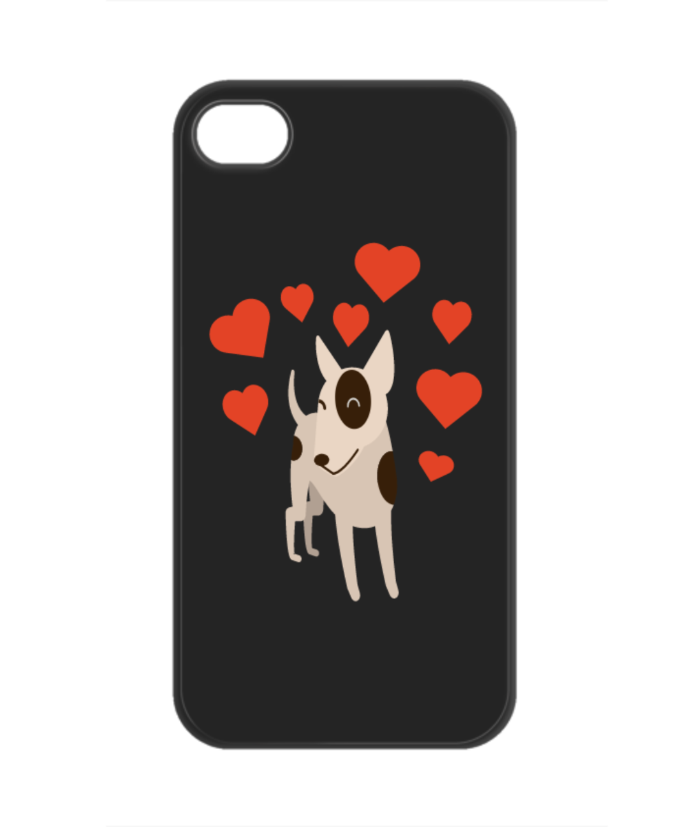 Love Your Pit Bull? Cell Phone Case