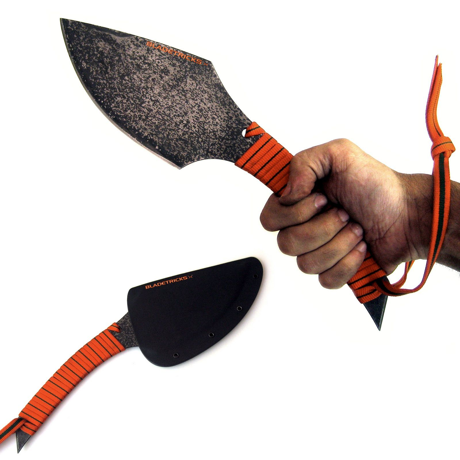 BLADETRICKS: BIG KNIVES