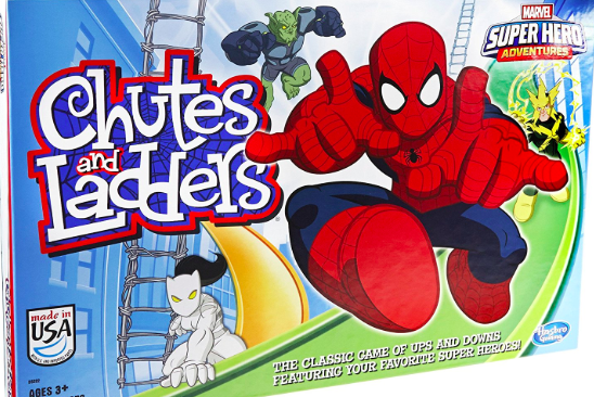10 Best Board Games For 3 6 Year Kids Parenting Lifestyle Spider Man Web Warriors Ladders Game Marvel Spiderman
