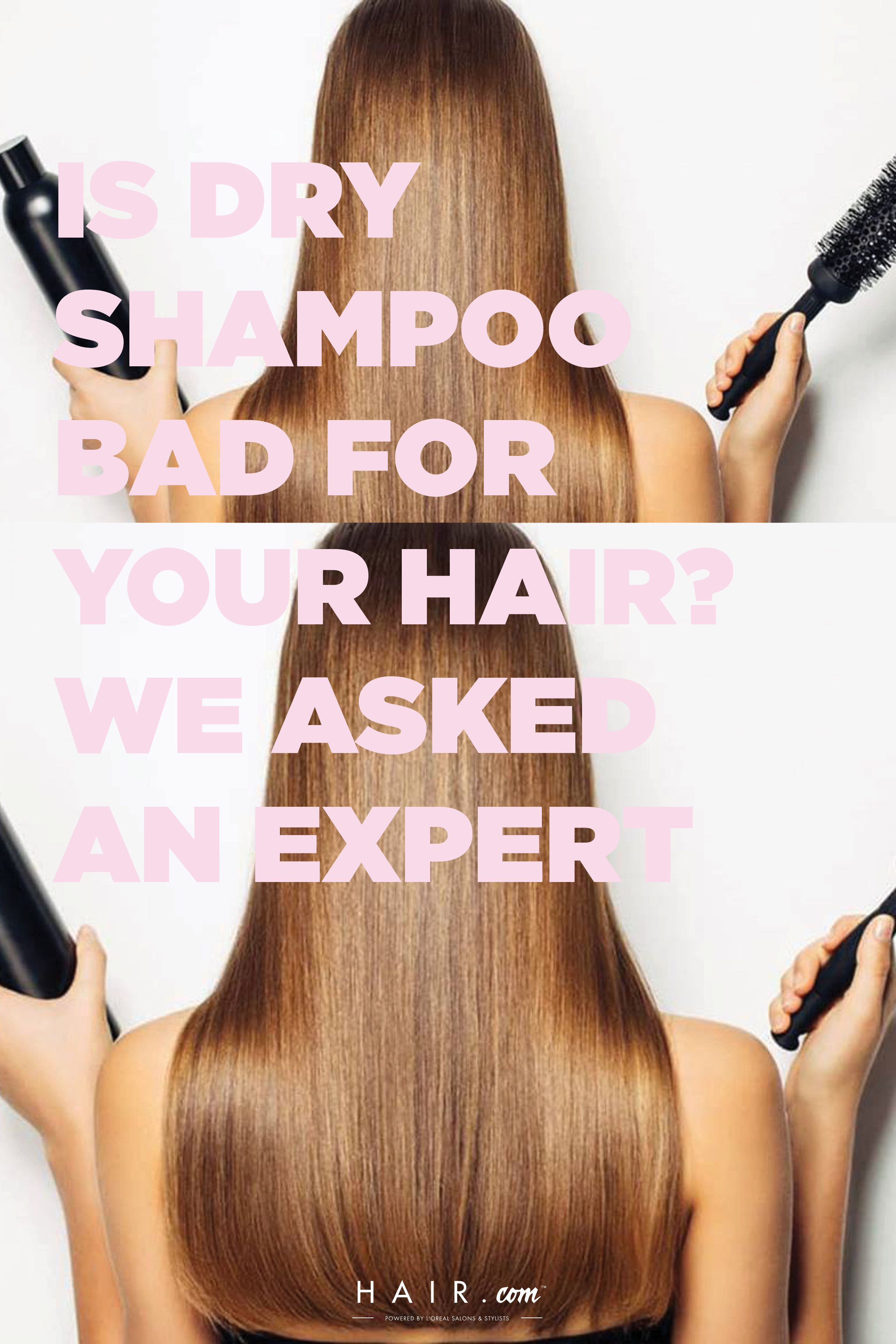 If You Re Running On Coffee And Dry Shampoo You Must Have Wondered If Dry Shampoo Is Bad For Your Hair If So We Got You Covered Your Hair Dry Shampoo