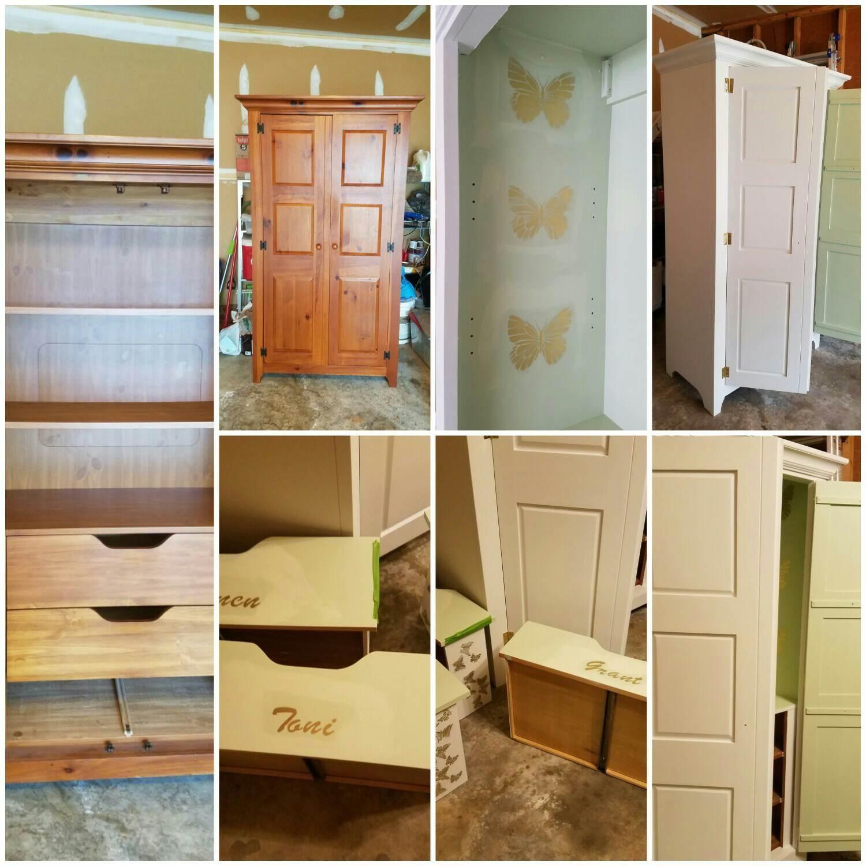 Pin by venitra laprecious on armoire design pinterest armoires