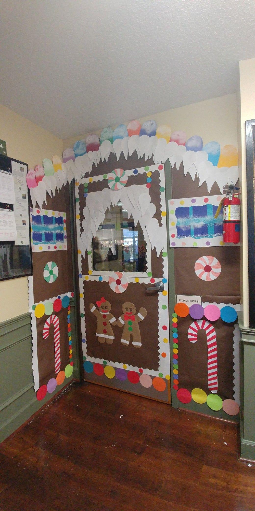 Classroom Door Decorations, Winter Craft