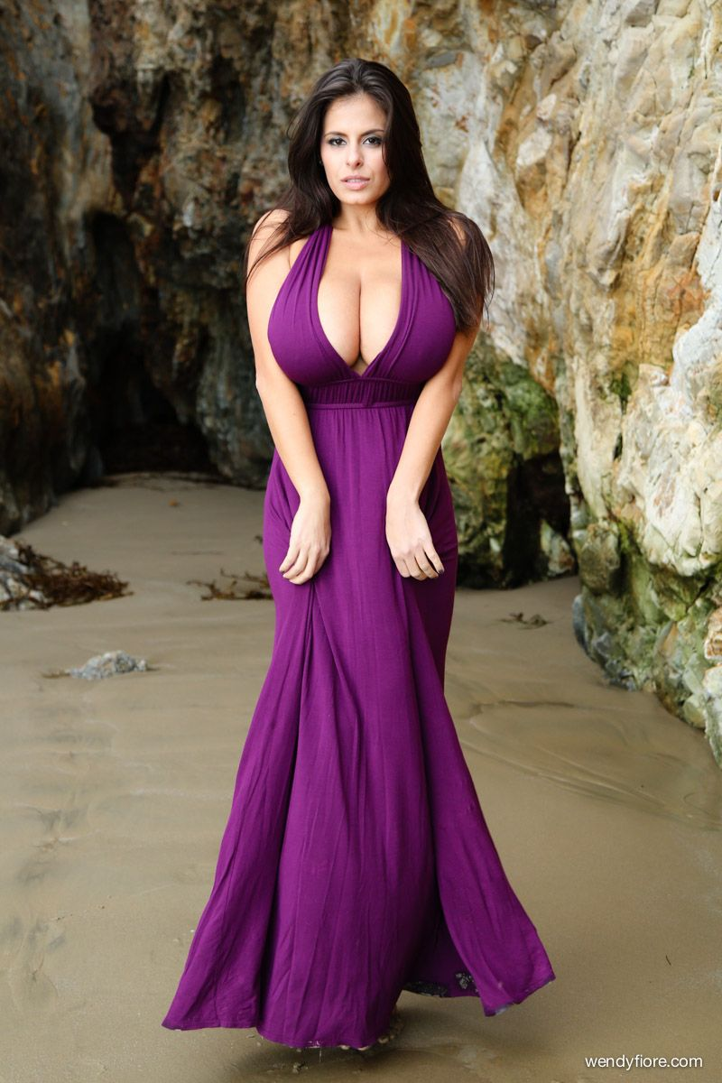 Hot Purple Elegance - Follow my boards for more #Hot #Sexy ...