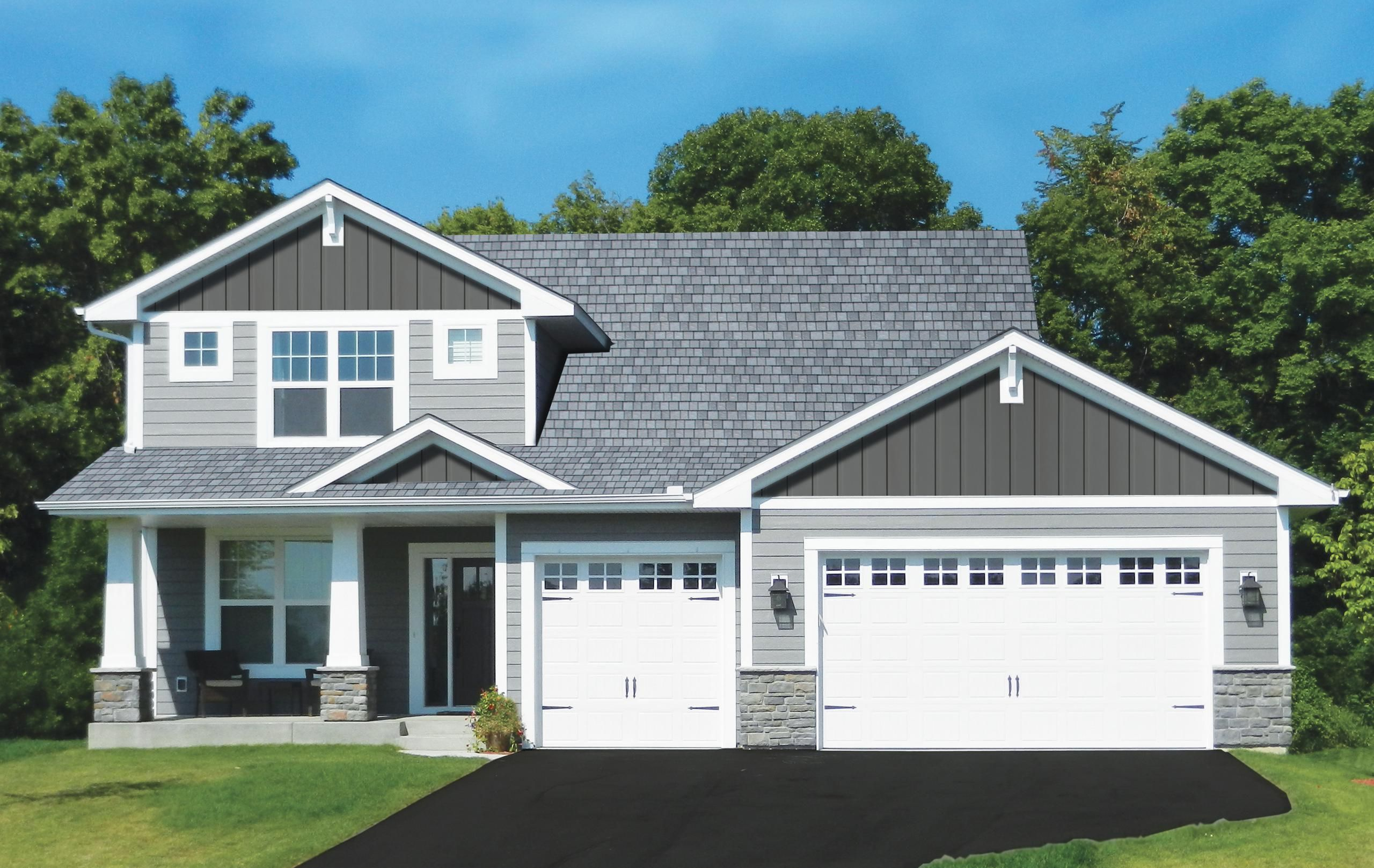 Roofing And Siding Styles