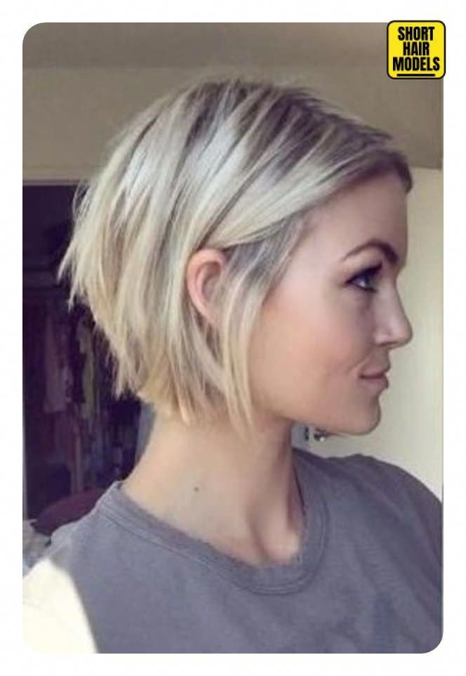 25 Short Hairstyles The Best Short Haircuts Of 2020 The Best Short Haircuts Of 2020 Currently Super S Thick Hair Styles Bobs For Thin Hair Short Hair Trends
