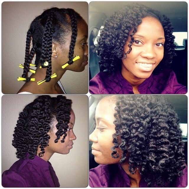 braid relaxed hair - google