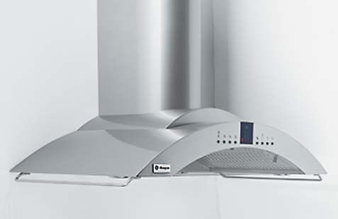 Beau Behold, The Hand Forged Metal Of Our Range Hood, Made In The Italian  Tradition Of Sculpting.