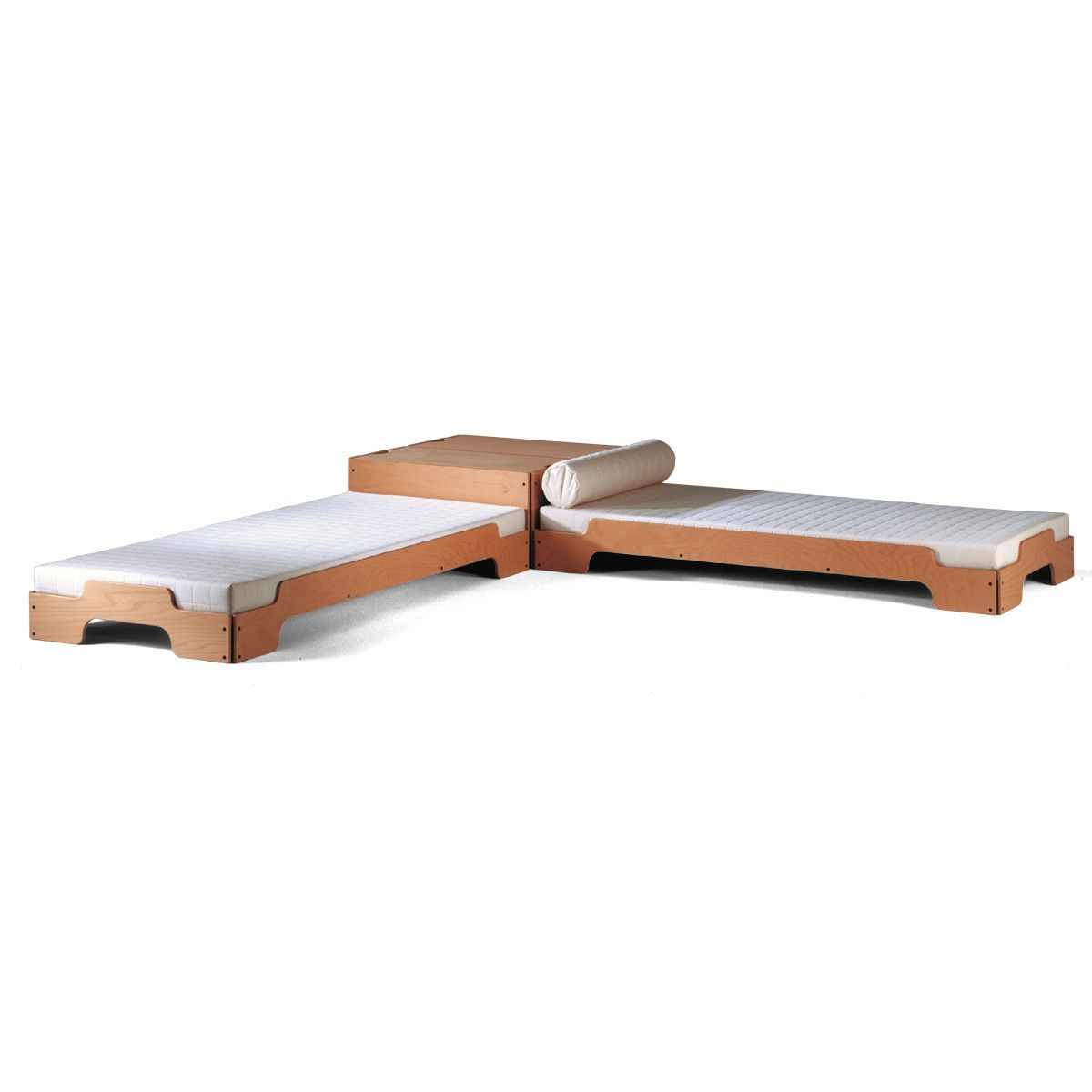Easy Home Decor, Bed, Beech Wood