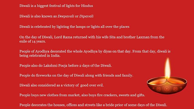 Lines On Diwali In English Language  Diwali Images Free Download   Lines On Diwali In English Language