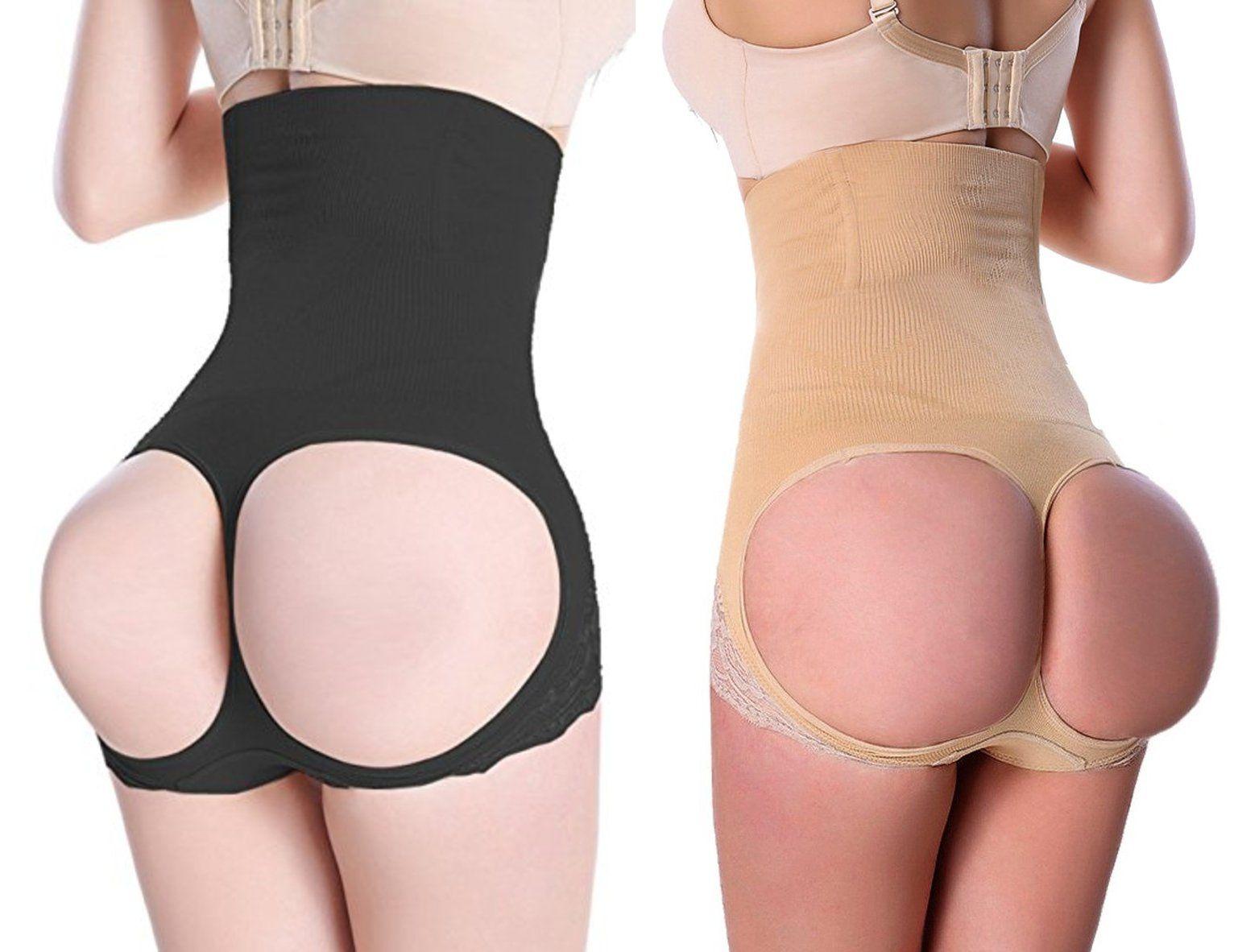 0fbdb4638 Butt Lifter Waist Slimming Body Shaper Bodysuit Buttock Booster Shapewear  Panty - StabilityPro™️