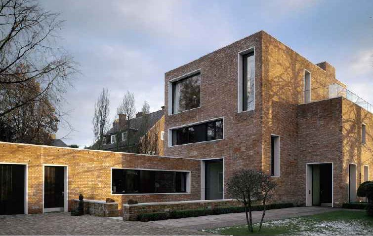 David chipperfield elbchaussee house hamburg 3 for Chipperfield arquitecto