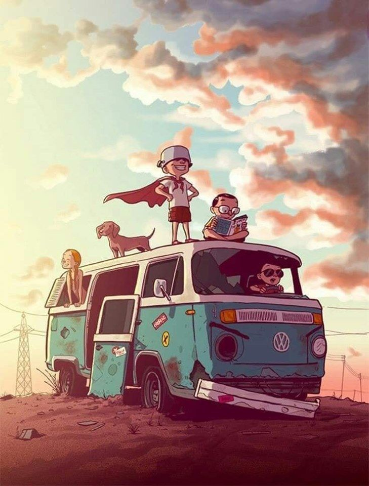 VW Bus Junkies - Classic VW Bus Owners and Fans