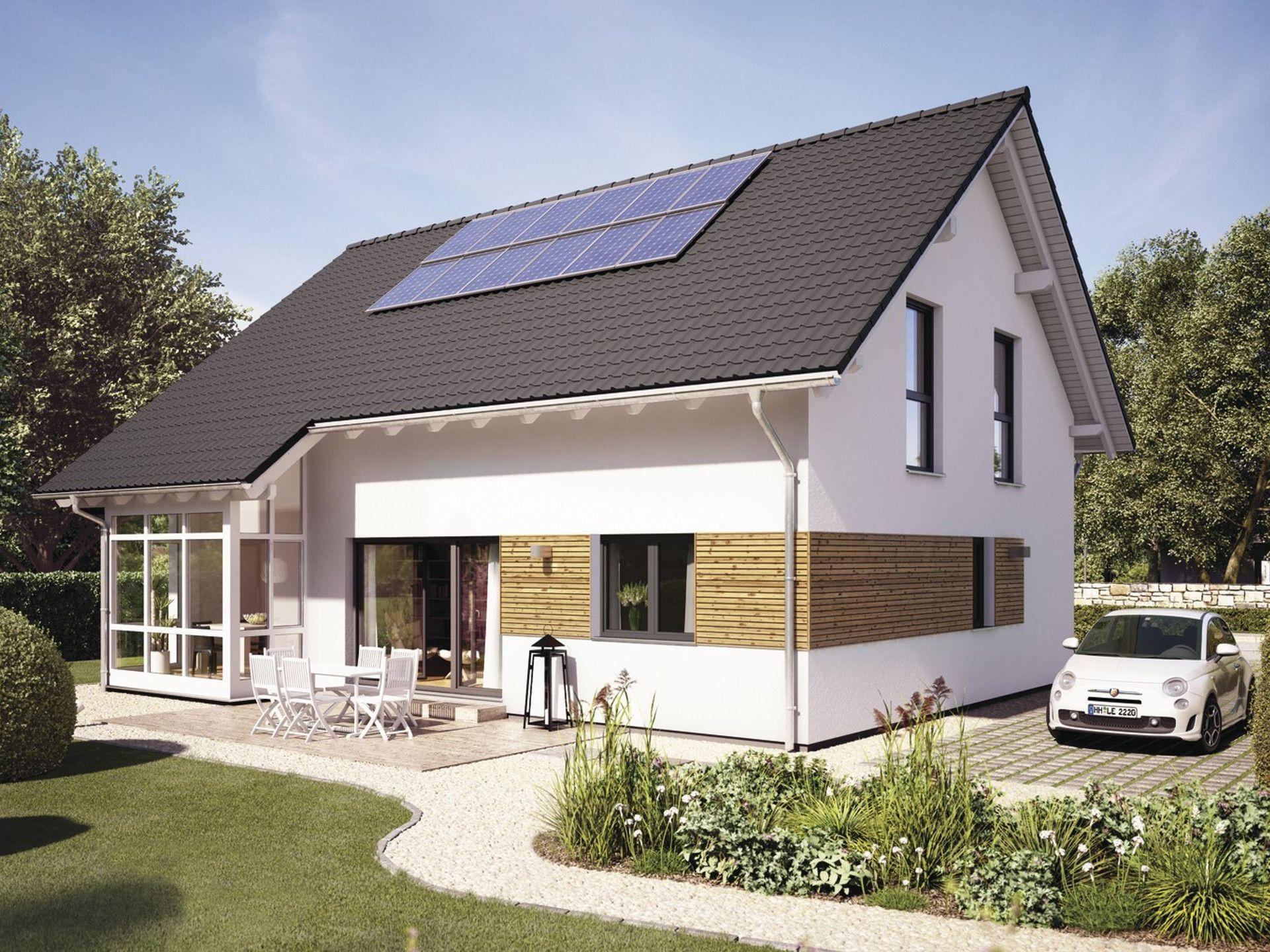 Haus balance 300 kohaus biohaus von weberhaus for Minimalistisches haus grundriss