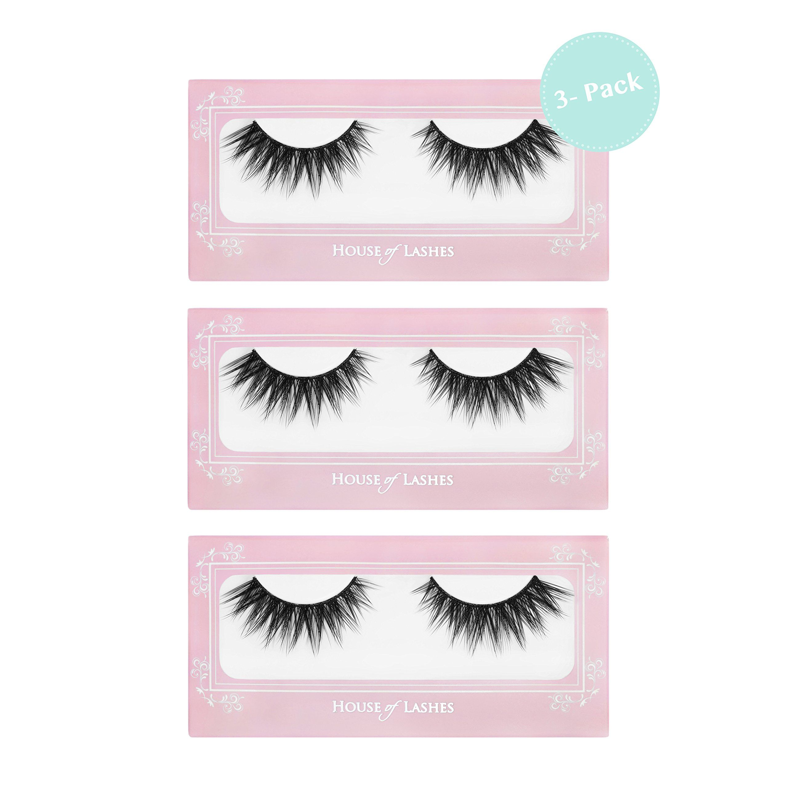 99da0dc5e3b House of Lashes Iconic 3 Combo Pack. 3 Pairs of House of Lashes IconicTM  Eyelashes