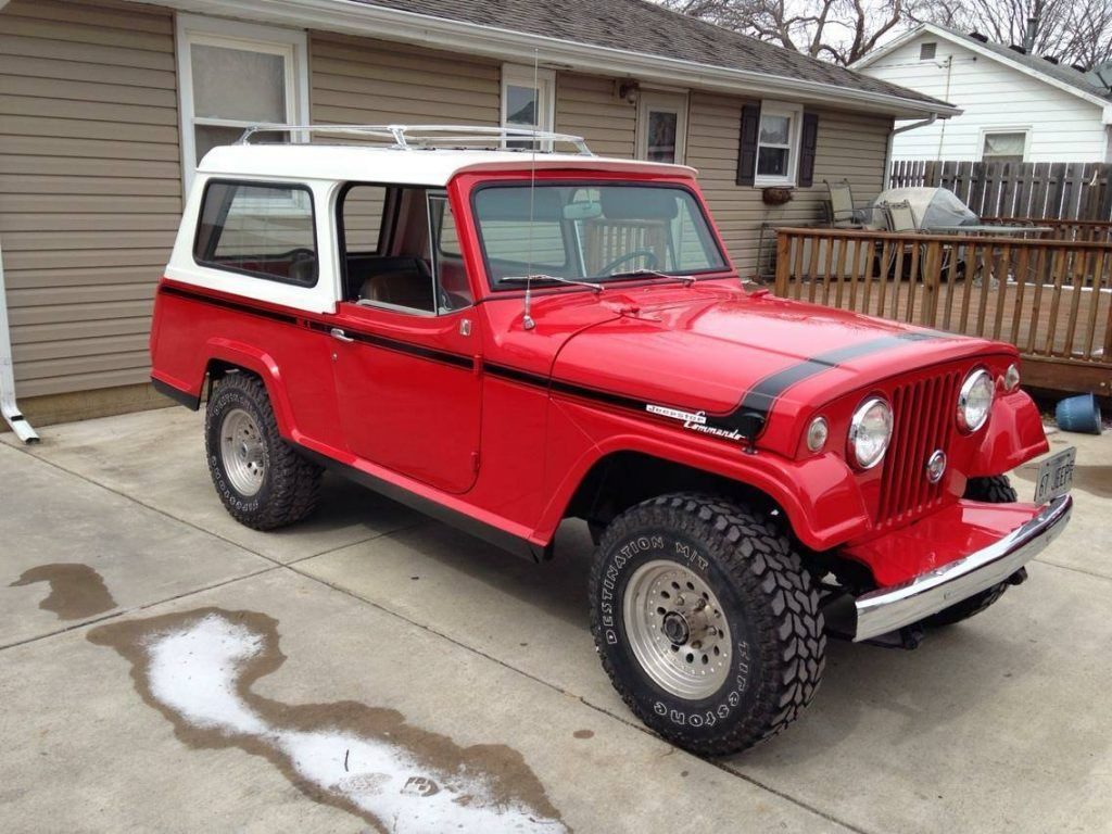 1967 jeep jeepster commando jeeps for sale pinterest jeeps jeep truck and 4x4. Black Bedroom Furniture Sets. Home Design Ideas