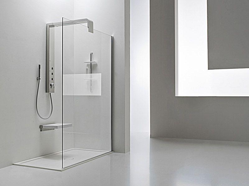 Modern Bathroom Showers new modern shower column – ondaarblu | digsdigs | bathrooms