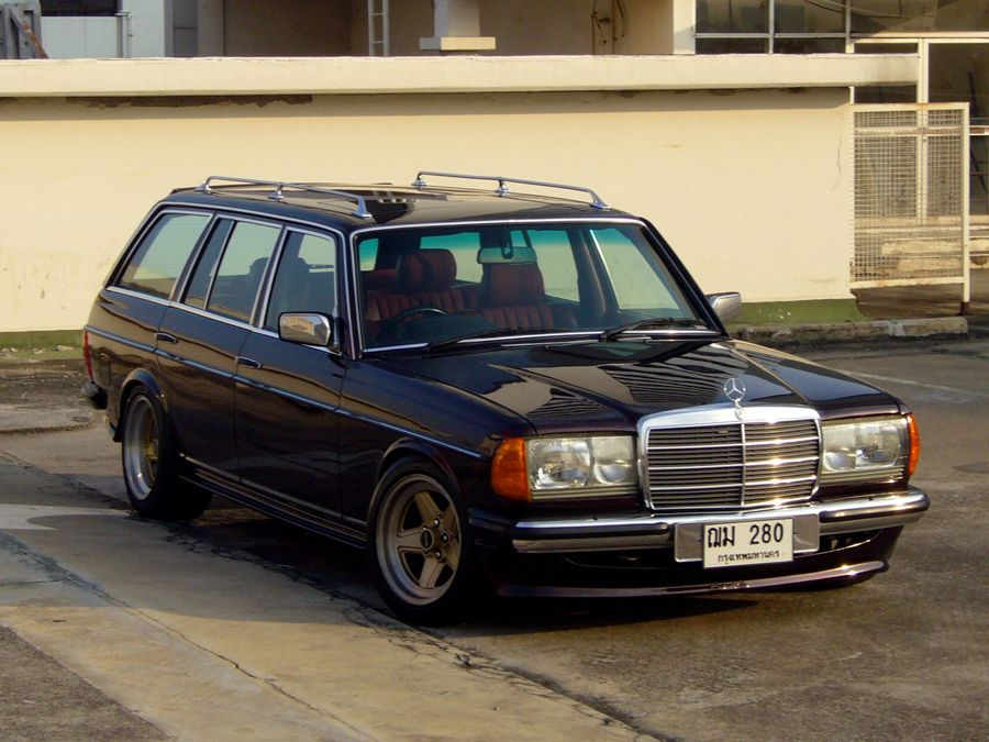 Mercedes Benz W123 Wagon  Beautiful | Mercedes Wagon | Mercedes benz