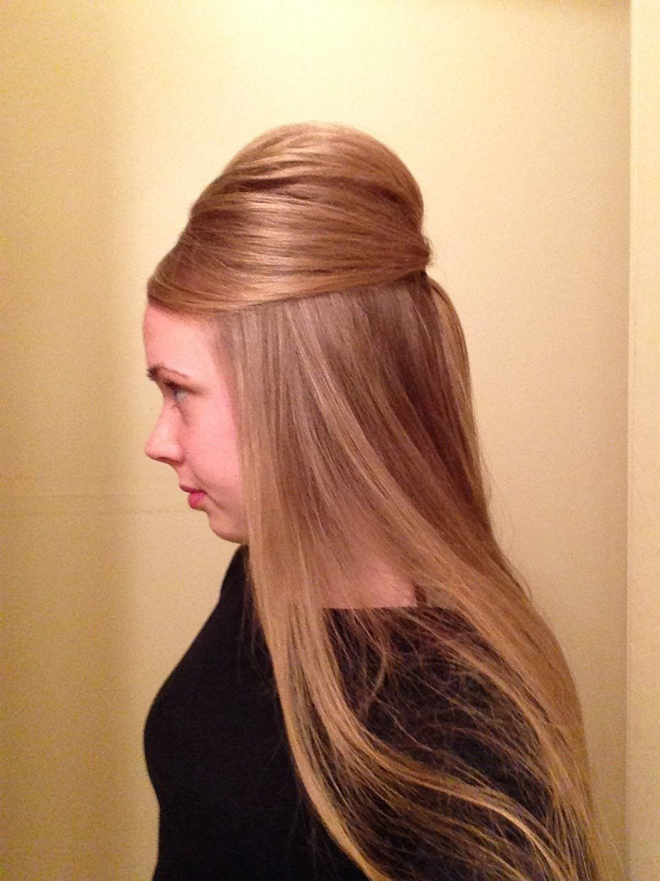 Pin On Holiness Hairdo How To S