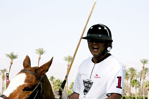 Bash Kazi, Beverly Hills Polo Team, Empire Polo Club