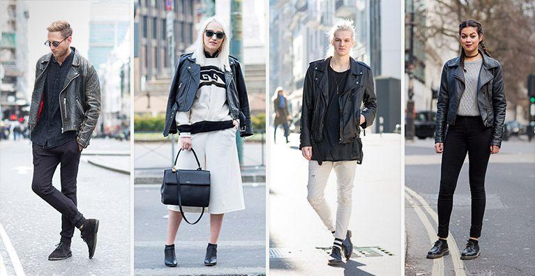 Rock Chic, meine Favoriten. Mach auch mit am UBS Style Battle und gewinne Tickets zur H&M Shopping Night!