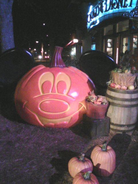 At Downtown Disney