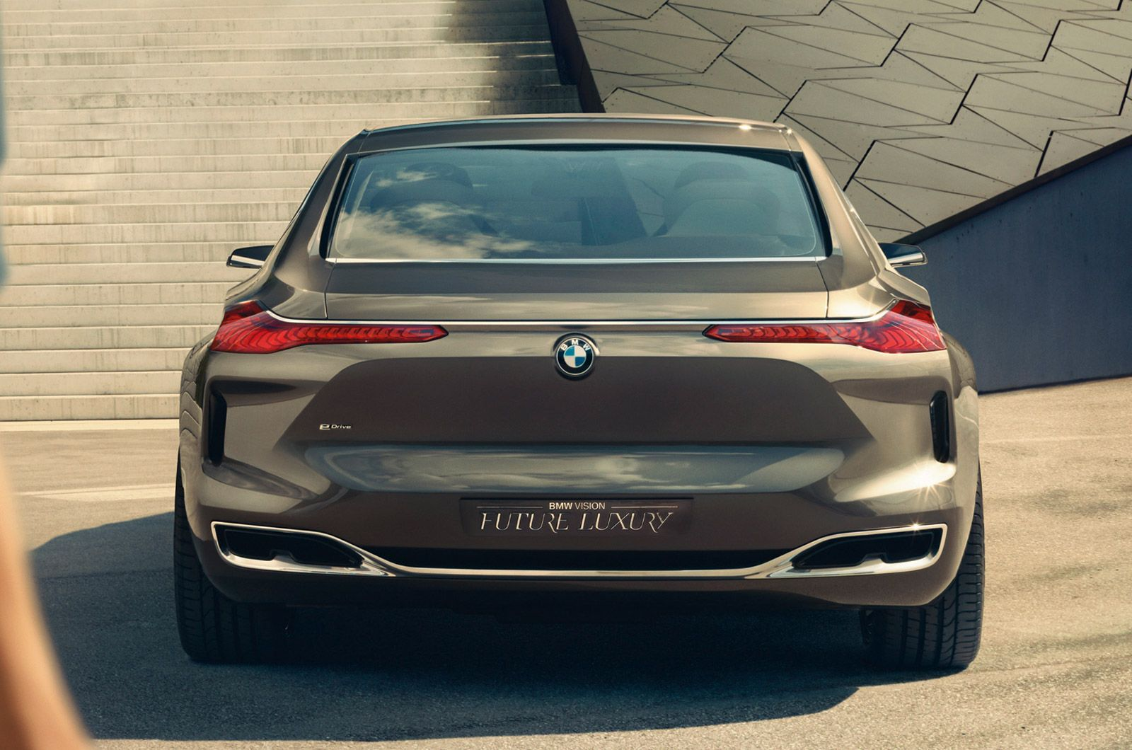 BMW Vision Future Luxury Concept | Transport+ | Future