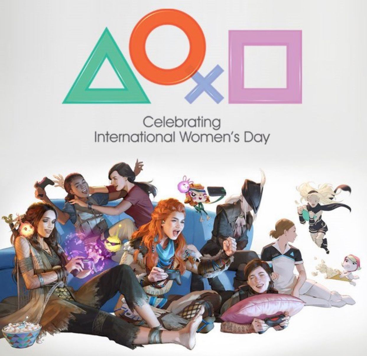 Pin by Logan on Games International womens day, Ladies