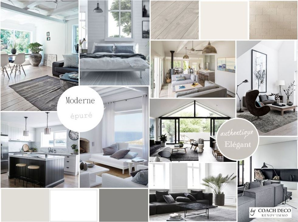 planche tendance s jour port de bouc am int d coration composition et couleurs. Black Bedroom Furniture Sets. Home Design Ideas