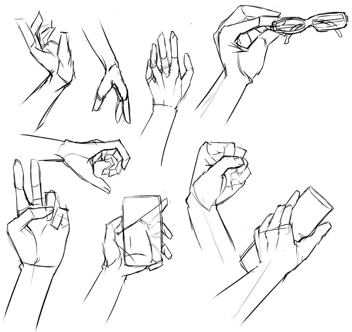 Hand Reference No 4 Art Reference Art Hand Reference