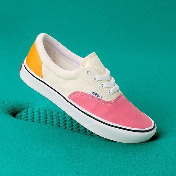 Comfycush Era Shop Classic Shoes At Vans Vans Slip On Sneakers Sneakers