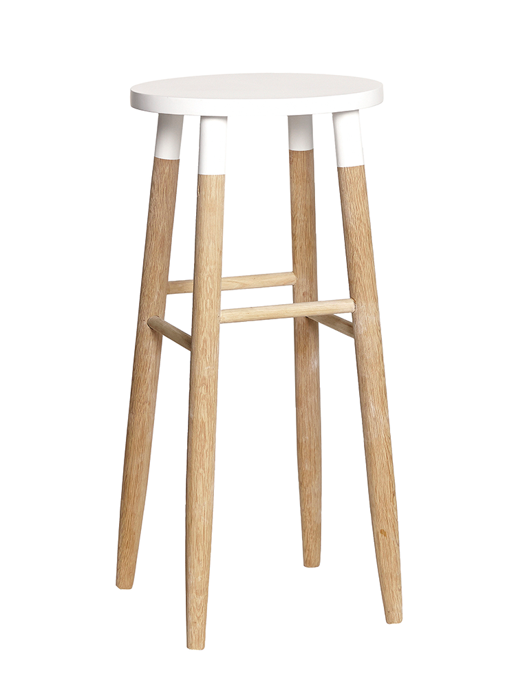 Awesome Oak Bar Stool White Taburetes In 2019 Wooden Bar Evergreenethics Interior Chair Design Evergreenethicsorg