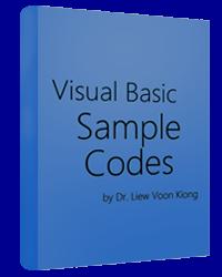 Visual Basic Sample Codes Visual Basic Programming Basic Programming Basic Coding