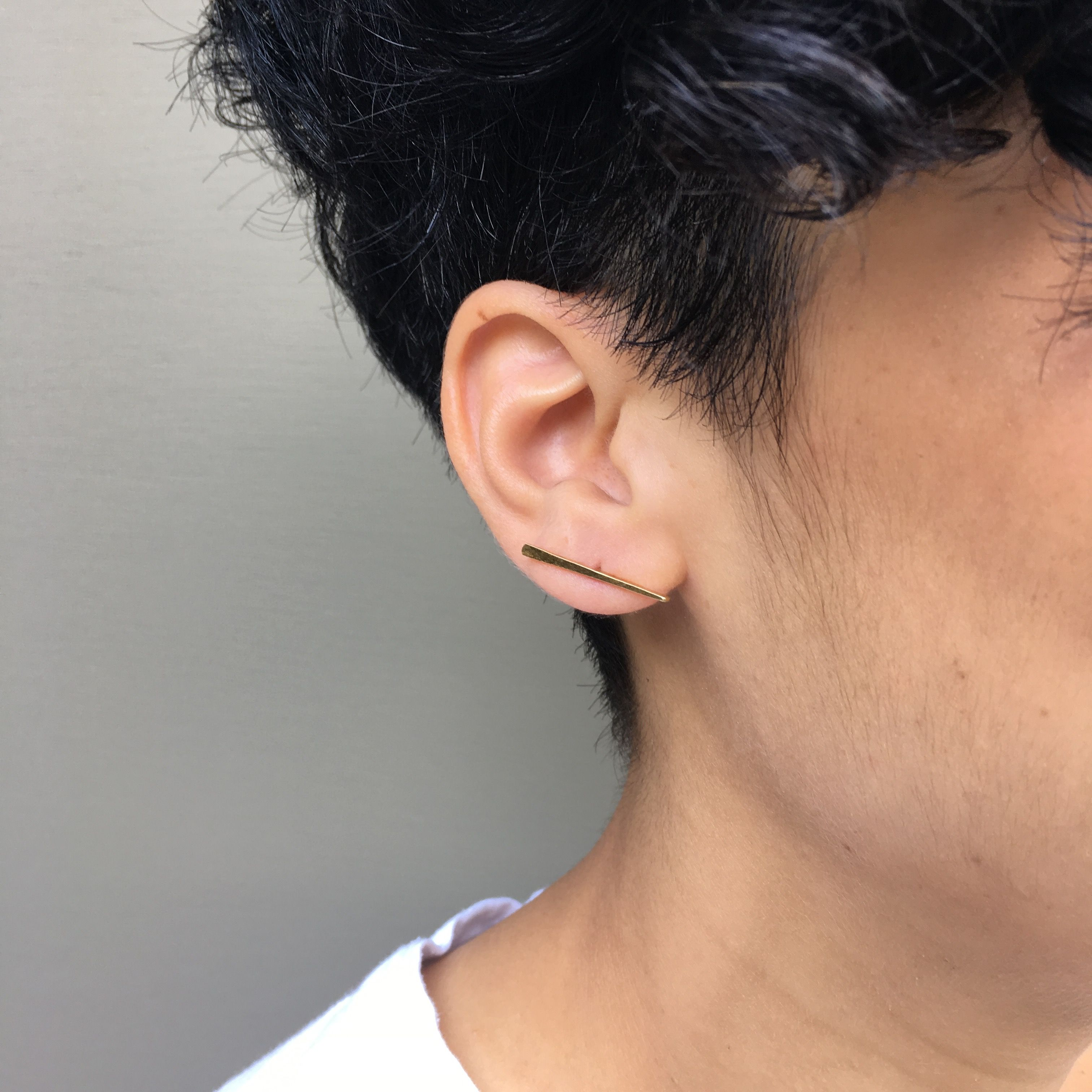 Long origami earrings susan lorraine jewelry pinterest origami