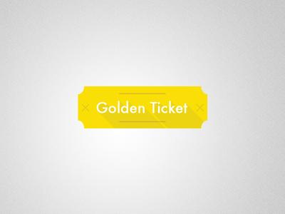 Golden Ticket Logo Logos Cool Logo Golden Ticket
