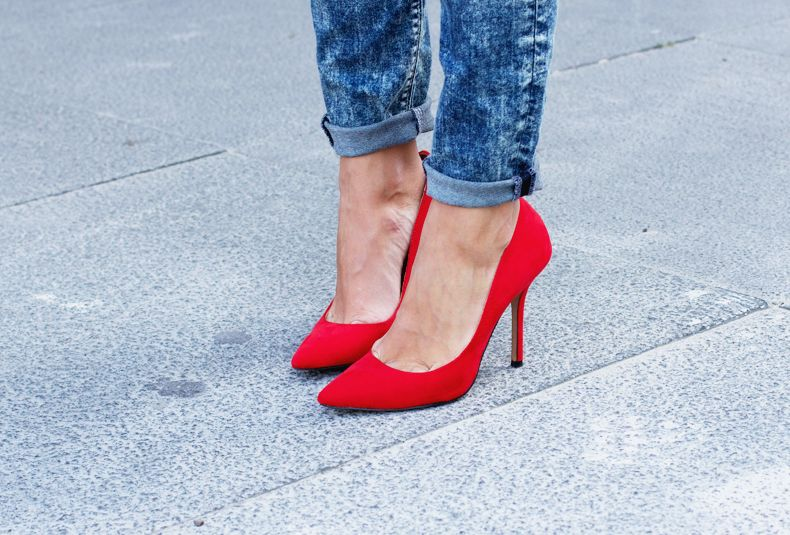 The Ideal Shoes For The Complete Look Of Skinny Jeans | SHOES AND ...