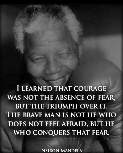 Inspirational Quotes By Nelson Mandela Nelson Mandela