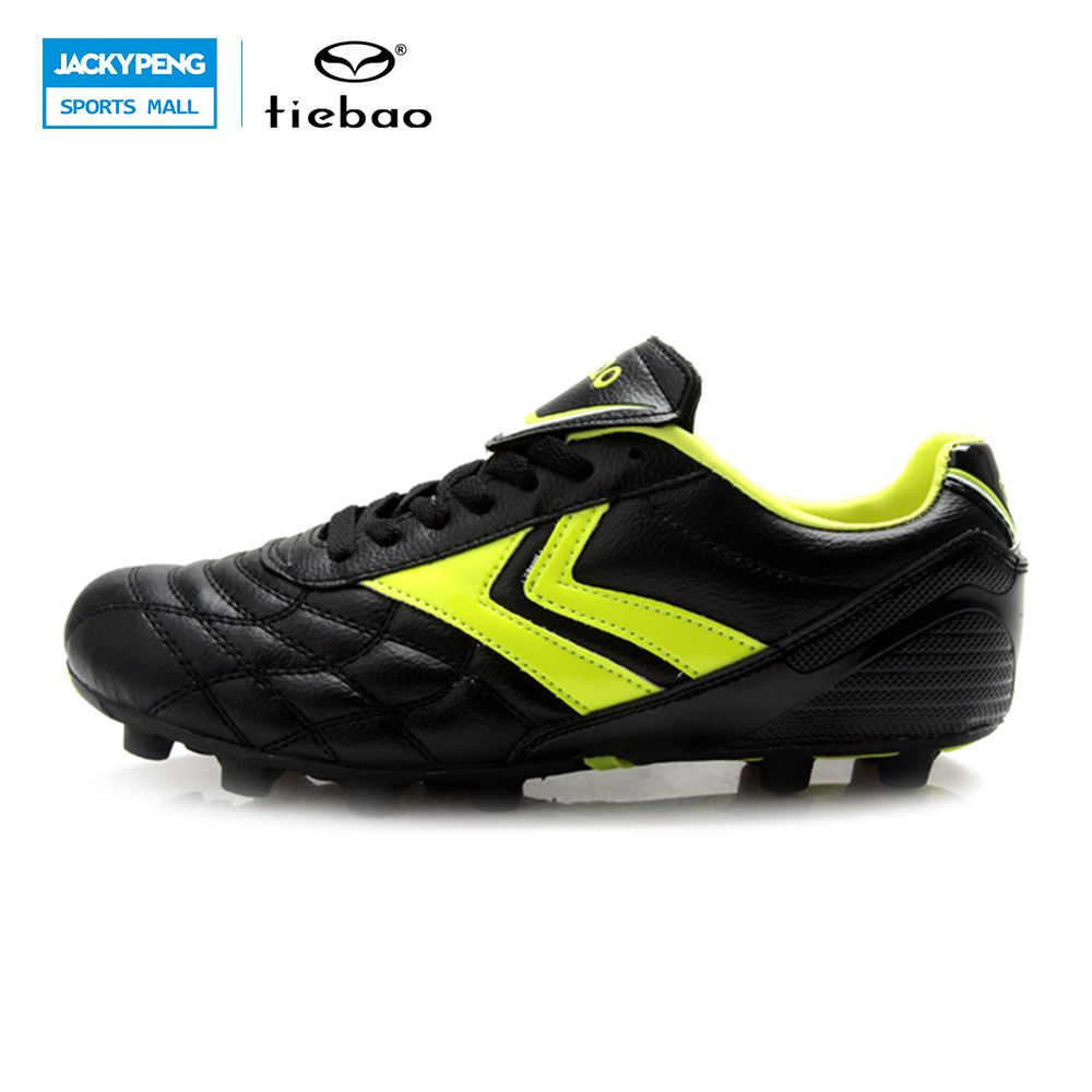 20028905e41 TIEBAO Soccer Shoes Football For Men Waterproof Football Boots Chaussure De  Foot TF Soccer Cleats Outdoor Lawn Men Soccer Shoes  Affiliate