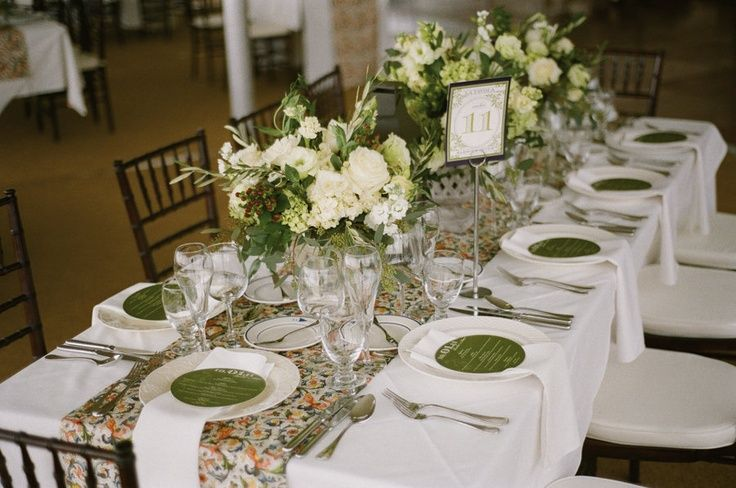 Wedding Florals Pretty Table Settings Floral Wedding Pretty Tables