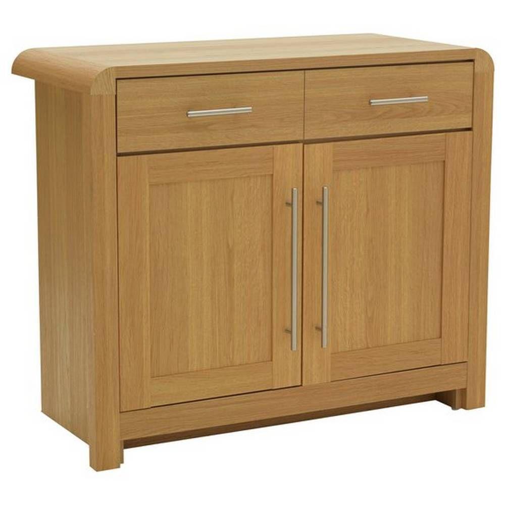 Argos Home Elford 2 Door 1 Drw Sideboard Oak Effect Oak Sideboard Alcove Cabinets Sideboard
