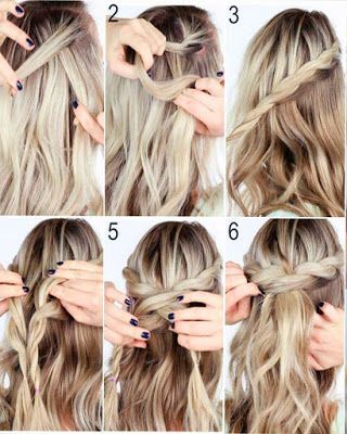 Easy Winter Hairstyles Step By Step Original Easy Winter Hairstyles Winter Hairstyles Easy Hairstyles