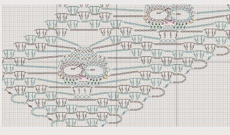 Chal Calaveras para Halloween Tutorial - Patrones Crochet | Modelute ...