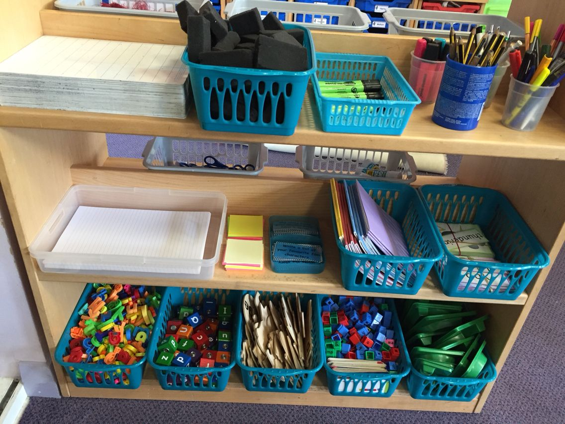 Classroom Ideas Year One : Year classroom set up ready for writing phonics