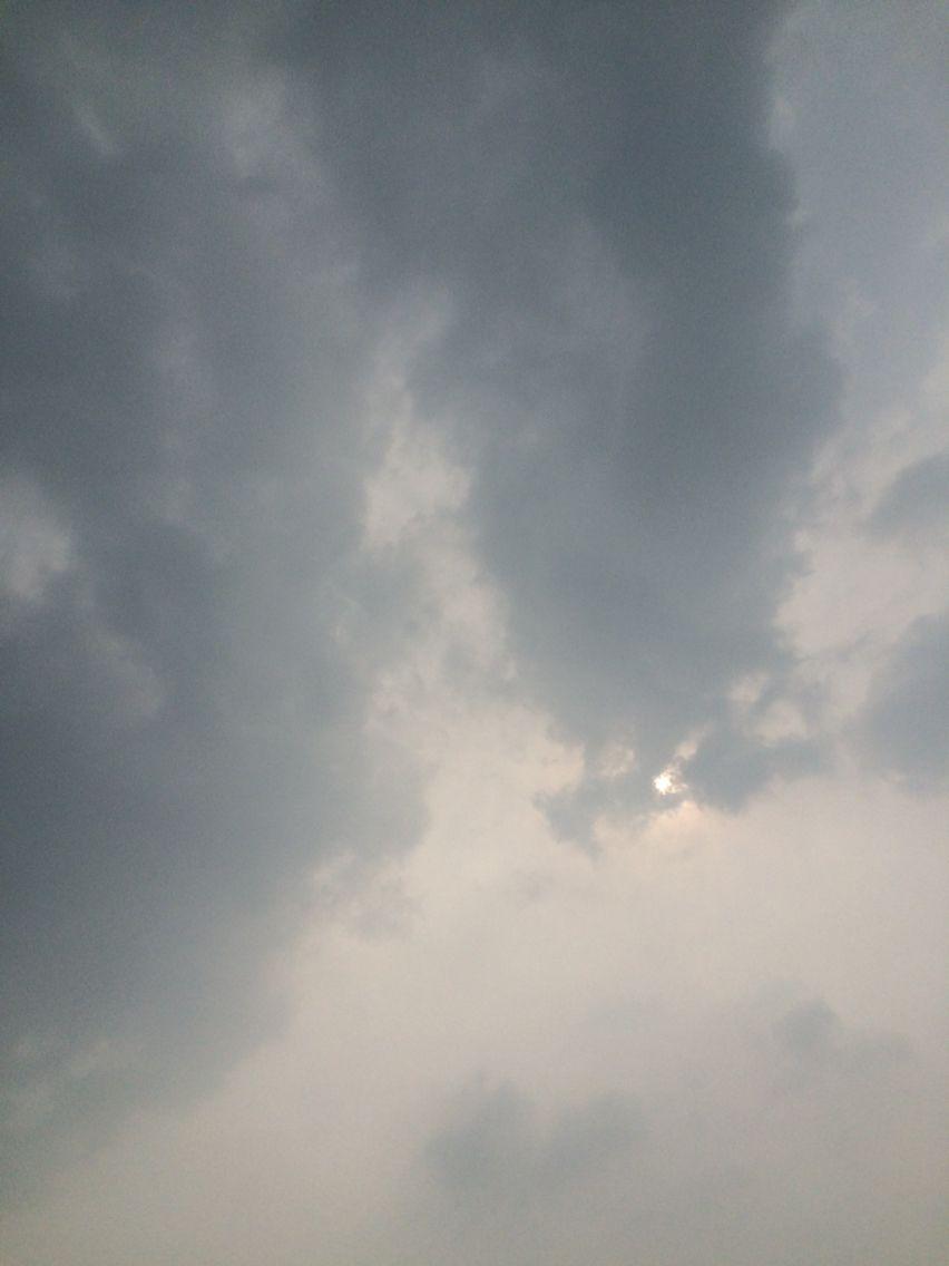 2015년 6월 24일의 하늘