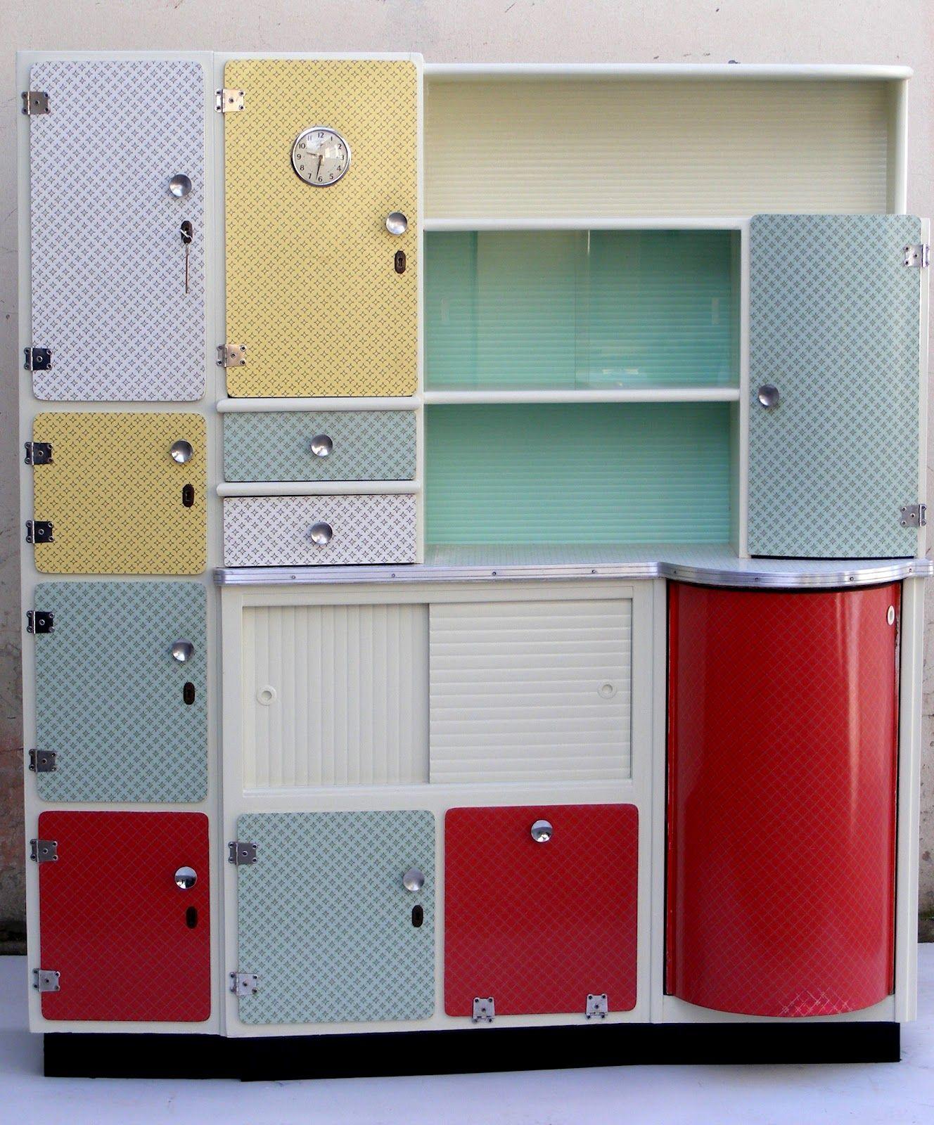 Inspiring Pic Vamp Vintage Kitchen Dresser | Interior Design Ideas ...